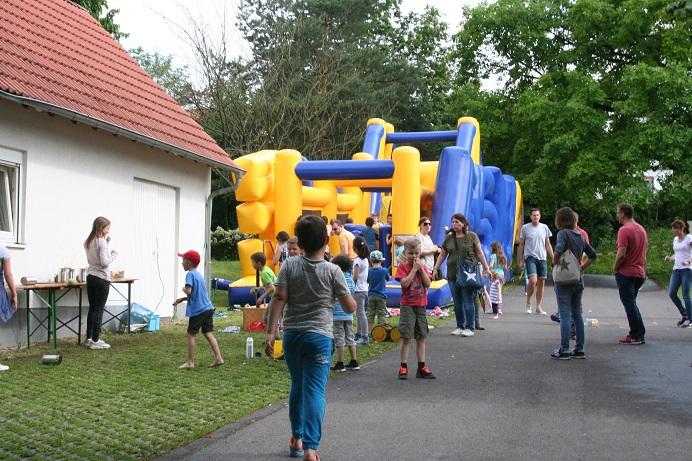 Sommerfest TVD 2016