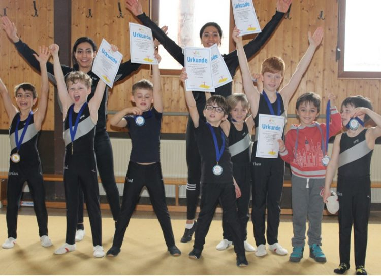 Erfolgreicher Gau-Einzelwettkampf in Delkenheim
